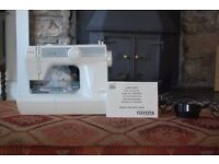 Toshiba RS2000 Electric Sewing Machine