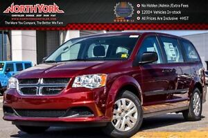 2017 Dodge Grand Caravan New Car Canada Value Package|A/C|PowerL