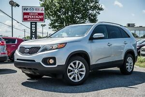 2011 Kia Sorento LX V6*push to start*a/c*mags*