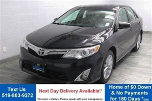 2012 Toyota Camry XLE w/ NAVIGATION! LEATHER! SUNROOF! REVERSE C