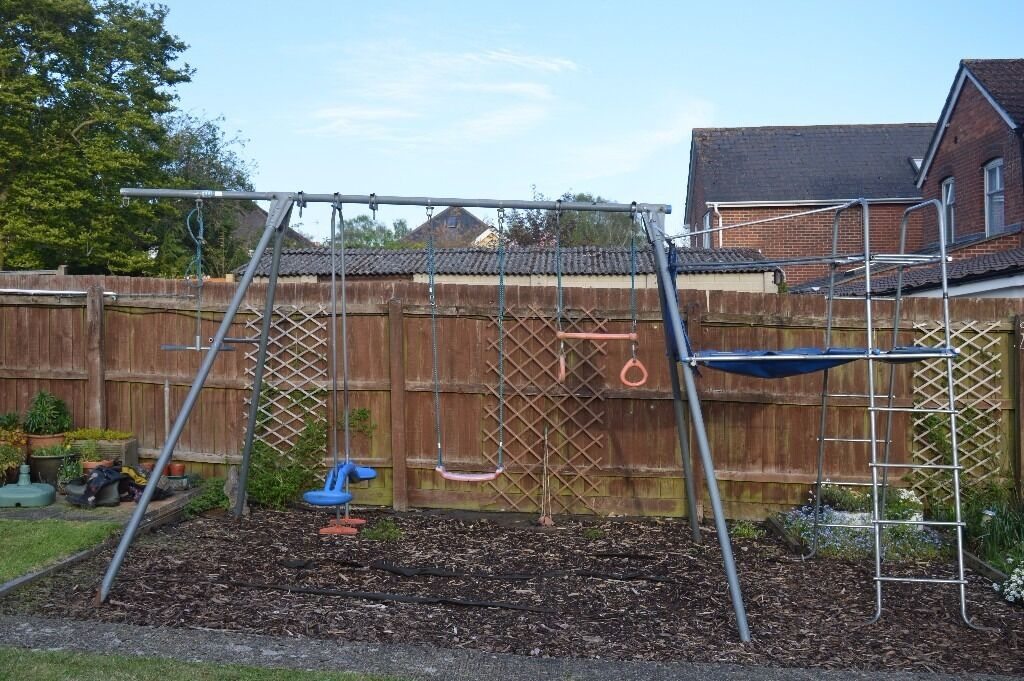 TP climbing frame, swingdeck and accessories | in Andover, Hampshire ...