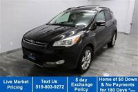 2013 Ford Escape SEL 4WD! 2.0L ECOBOOST! LEATHER! ALLOYS! POWER