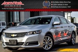 2017 Chevrolet Impala LT|Convi.Pkg|R_Start|Backup_Cam|Sat|Dual_C