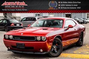 2010 Dodge Challenger |Sound,Redline,LeatherPkgs|Sunroof|Nav|Bla