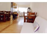 LARGE SELF-CONTAINED STUDIO FLAT IN ACTON AVAILABLE IN FEBRUARY FOR £850 PCM INCLUDING UTILITIES!