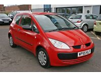2006 Mitsubishi Colt 1.1 Low Mileage Full Service History A1 Condition