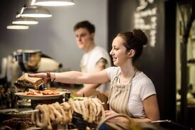Part Time Front of House Staff: Central Bristol