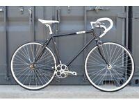Brand new single speed fixed gear fixie bike/ road bike/ bicycles + 1year warranty & free service nw