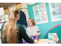 Volunteer Retail Assistants - PDSA Charity Shop Musselburgh