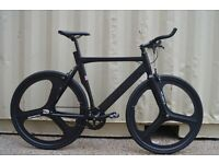 Brand new NOLOGO Aluminium single speed fixed gear fixie bike/ road bike/ bicycles 11j
