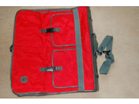 Antler Suit Travel Bag - Shoulder Strap and pockets. Exc Condition
