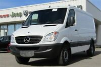 2013 Mercedes-Benz Sprinter 2500 High Roof+Pwr Windows+Pwr Locks