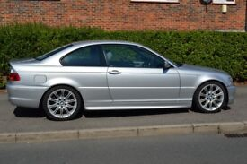 BMW 330Ci E46 Coupe Facelift