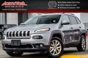 2016 Jeep Cherokee Limited|4x4|Backup_Cam|Heat Frnt.Seats|R_Star