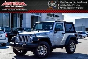 2015 Jeep Wrangler Rubicon|Connect&Tow Pkgs|Htd Frnt Seats|Leath