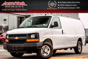 2016 Chevrolet Express Leather Seats Power Opts. Clean CarProof 