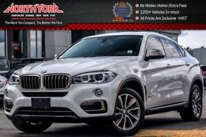 2015 BMW X6 xDrive35i|Prem.Pkg|Nav|Sunroof|H/K Audio|Heat Leat
