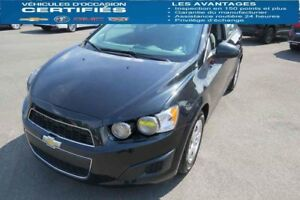 2015 CHEVROLET SONIC CLIMATISATION,BLUETOOTH