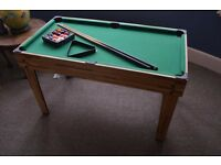 Games table 7 in 1