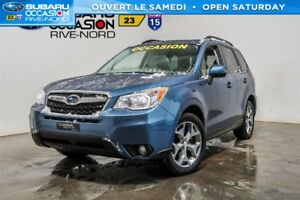 2015 Subaru Forester Limited NAVI+CUIR+TOIT.OUVRANT
