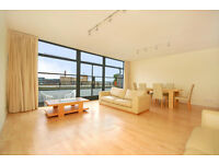 Shoreditch E1. **AVAIL NOW** Large, Light & Luxurious 2 Bed 2 Bath Furnished Split Level Penthouse