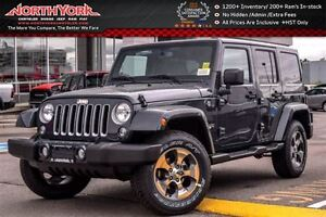 2016 Jeep WRANGLER UNLIMITED NEW Car Sahara|Connect Pkg|Nav|SatR