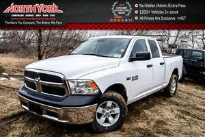 2017 Ram 1500 New Car ST|4x4|Quad|6.3Box|SXTpkg|Sat.Radio|3.92Ax