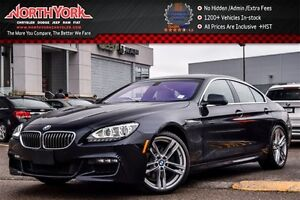2014 BMW 6 Series 640i xDrive|Night Vision|Pano_Sunroof|Nav|Back