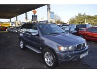 BMW X5 3.0i auto 2003MY Sport AUTO LEATHER INT ONE OWNER FROM NEW SERVICE HISTORY