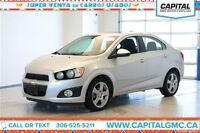 2015 Chevrolet Sonic LT *Sunroof-Heated Seats-Bluetooth*