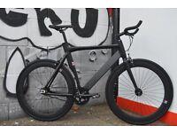 Brand new NOLOGO Aluminium single speed fixed gear fixie bike/ road bike/ bicycles 5m