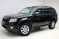 2010 Mazda Tribute GT V6 AWD * Cuir & Toit-Ouvrant * Leather & R