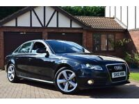 AUDI A4 BLACK 2009 /2013 BREAKING FOR SPARES