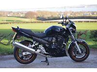 For Sale 650 Suzuki Bandit F5, 2005