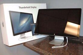 Apple Thunderbolt Screen 27 inch