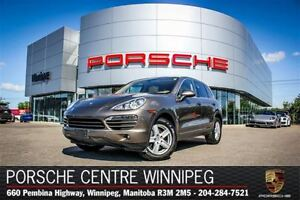 2013 Porsche Cayenne Certified Pre-Owned With Warranty Available