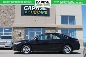 2016 Toyota Camry LE**ACCIDENT FREE**  **BACKUP CAMERA**  **BLUE