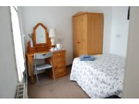 attractive double room in house share