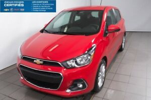 2017 CHEVROLET SPARK LT CAMERA ARRIERE,AUTOMATIQUE
