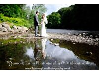 From £350. Extremely Experienced Weddings & Event Photographer - Videographer Stunning Imges & Video