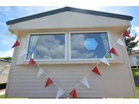 ✴ Brand New Caravan Holiday Home with Beach Access and Views ✴
