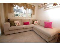 John Lewis Corner Sofa