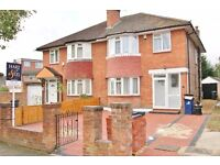 Newly Refurbished Four Bedroom Semi Detached House Acton W3