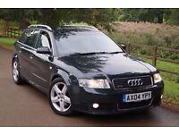 Audi A4 1.9TDI S-Line 130bph *6-Speed* Full Service* Bose* Xenon* 10-Mot&Tax *