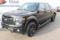 2013 FORD F-150 S.CREW FX4  LUXURY P