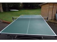 Indoor Easifold Table Tennis table
