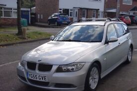 BMW 3 Series 2.0 320d SE Touring 6 gears