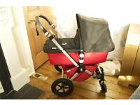 Bugaboo Cameleon and Foot Muff