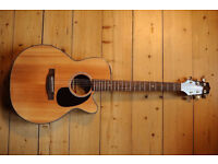 Beautiful Takamine EG 440 SC electro acoustic guitar for sale or trade / swap