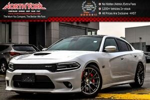 2016 Dodge Charger SRT 392|Tech,H/K Audio Pkgs|Sunroof|Nav|Bremb